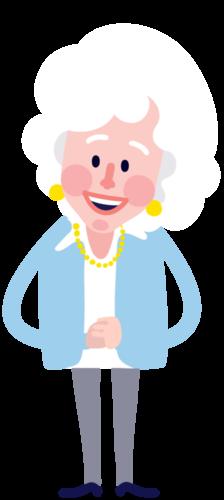 Doris Standing
